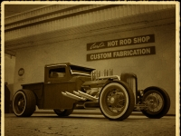 Rat rod Ford-AA