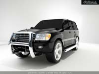 Toyota Land Cruiser 100 by Delta