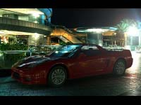 HONDA NSX 2002 - Night