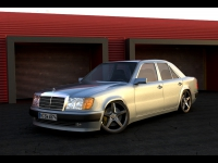 Mercedes Benz w124 My edition